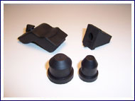 Rubber Grommets, Isolators and Mounts