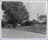 Mid-States Rubber factory in 1944